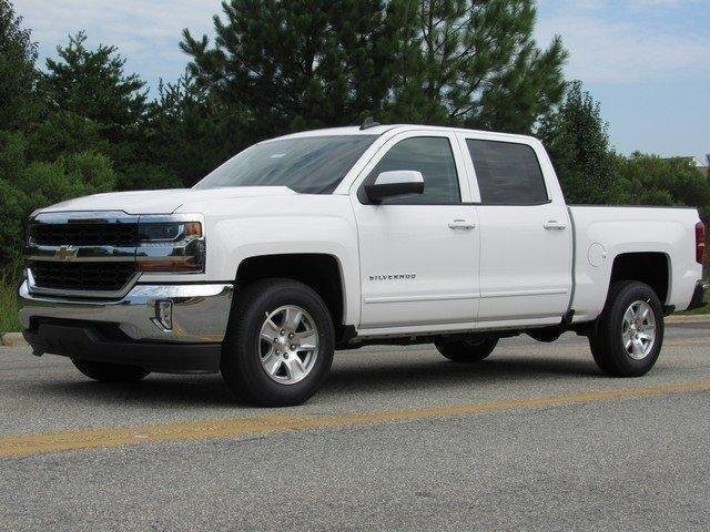 2018 Silverado 1500 Crew Cab, Pickup #DT1885 - photo 3