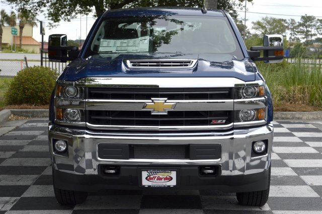 2018 Silverado 2500 Crew Cab 4x4, Pickup #DT1977 - photo 4