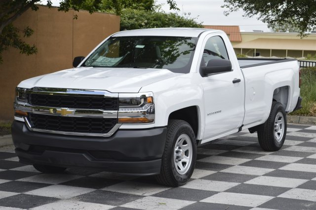 2018 Silverado 1500 Regular Cab, Pickup #DT2094 - photo 3