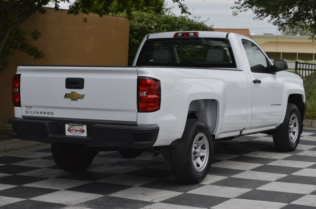 2018 Silverado 1500 Regular Cab, Pickup #DT2094 - photo 2