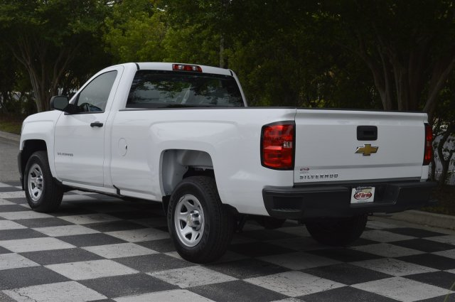 2018 Silverado 1500 Regular Cab, Pickup #DT2094 - photo 5