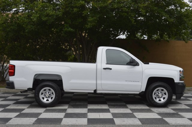 2018 Silverado 1500 Regular Cab, Pickup #DT2094 - photo 8