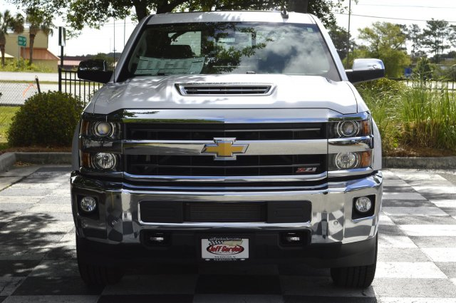 2018 Silverado 2500 Crew Cab 4x4,  Pickup #DT2111 - photo 4