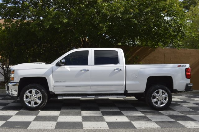 2018 Silverado 2500 Crew Cab 4x4,  Pickup #DT2111 - photo 7