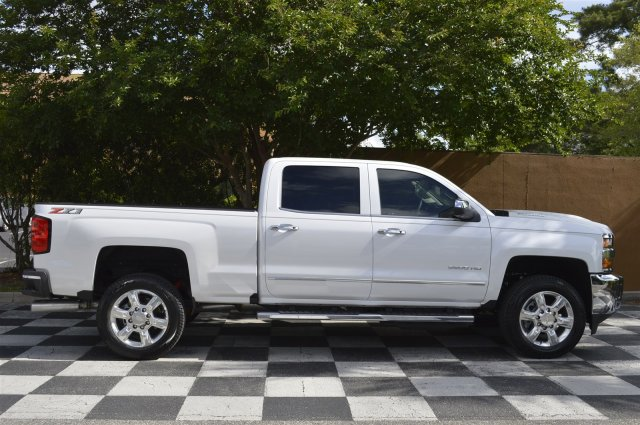 2018 Silverado 2500 Crew Cab 4x4,  Pickup #DT2111 - photo 8