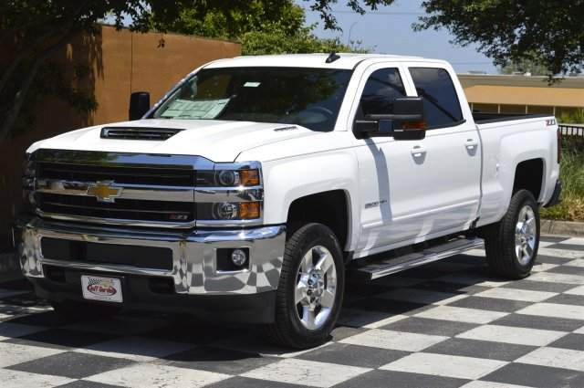 2018 Silverado 2500 Crew Cab 4x4, Pickup #DT2116 - photo 5