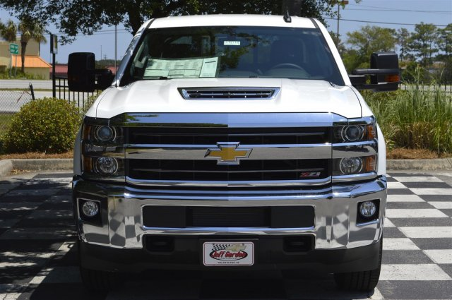 2018 Silverado 2500 Crew Cab 4x4, Pickup #DT2116 - photo 4