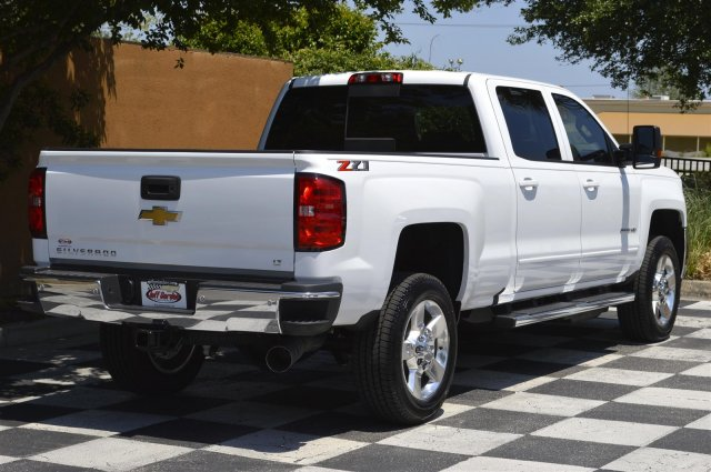 2018 Silverado 2500 Crew Cab 4x4, Pickup #DT2116 - photo 2
