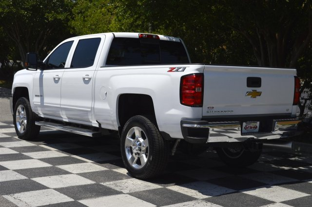 2018 Silverado 2500 Crew Cab 4x4, Pickup #DT2116 - photo 3