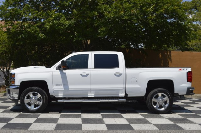 2018 Silverado 2500 Crew Cab 4x4, Pickup #DT2116 - photo 30