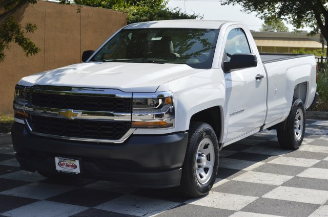2018 Silverado 1500 Regular Cab, Pickup #DT2118 - photo 3