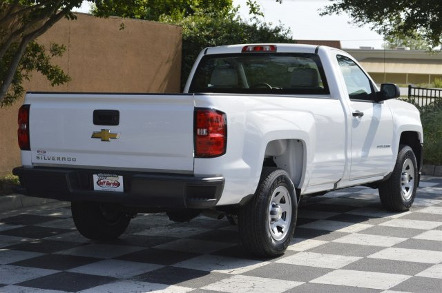2018 Silverado 1500 Regular Cab, Pickup #DT2118 - photo 2