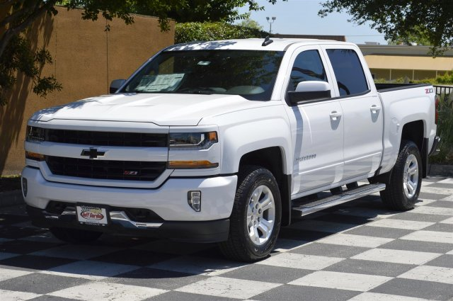 2018 Silverado 1500 Crew Cab 4x4,  Pickup #DT2167 - photo 3