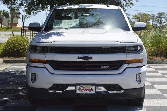 2018 Silverado 1500 Crew Cab 4x4,  Pickup #DT2167 - photo 4