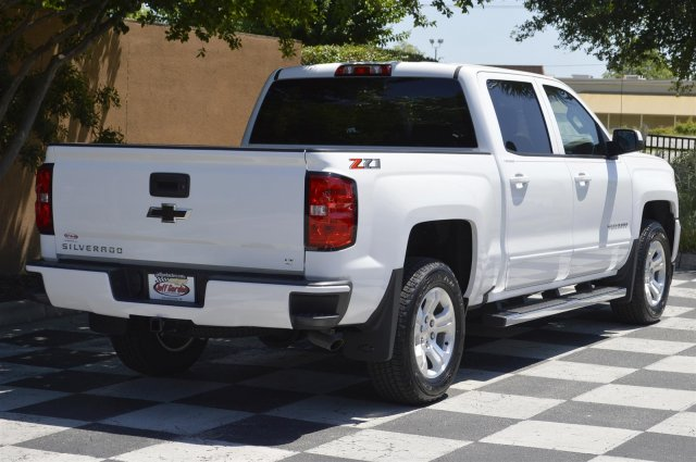 2018 Silverado 1500 Crew Cab 4x4,  Pickup #DT2167 - photo 2