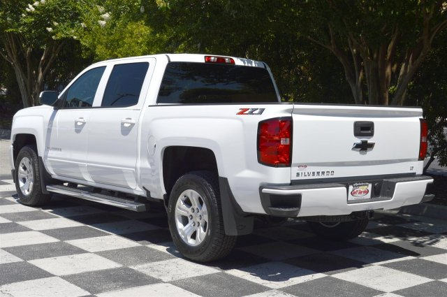 2018 Silverado 1500 Crew Cab 4x4,  Pickup #DT2167 - photo 5