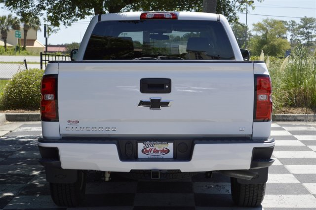 2018 Silverado 1500 Crew Cab 4x4,  Pickup #DT2167 - photo 6