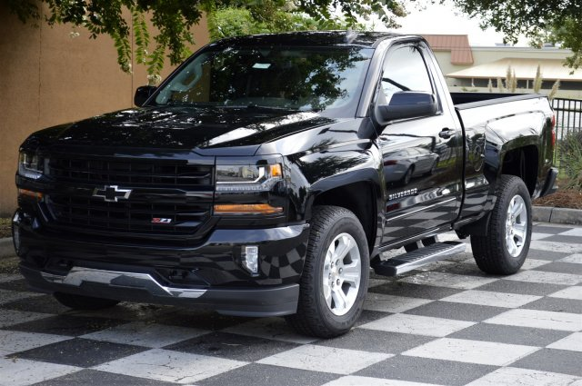 2018 Silverado 1500 Regular Cab 4x4,  Pickup #DT2274 - photo 3