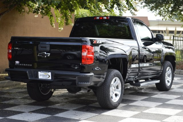 2018 Silverado 1500 Regular Cab 4x4,  Pickup #DT2274 - photo 2