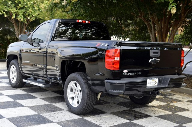 2018 Silverado 1500 Regular Cab 4x4,  Pickup #DT2274 - photo 5