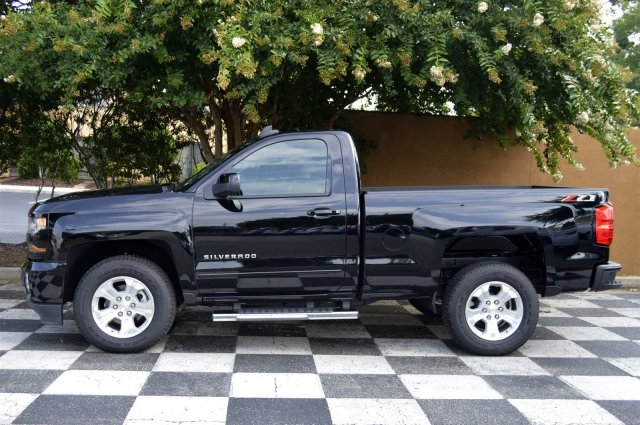 2018 Silverado 1500 Regular Cab 4x4,  Pickup #DT2274 - photo 7