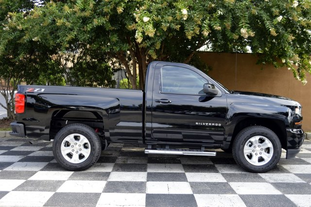 2018 Silverado 1500 Regular Cab 4x4,  Pickup #DT2274 - photo 8