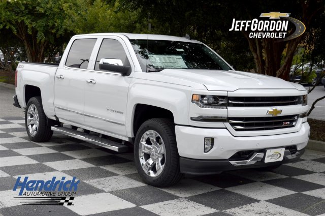 2018 Silverado 1500 Crew Cab 4x4,  Pickup #DT2411 - photo 1