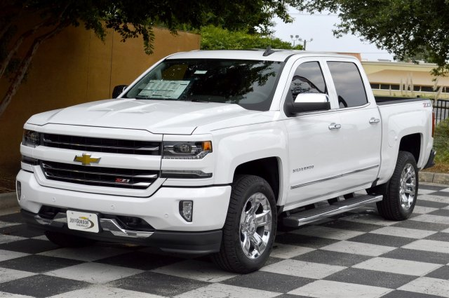 2018 Silverado 1500 Crew Cab 4x4,  Pickup #DT2411 - photo 3