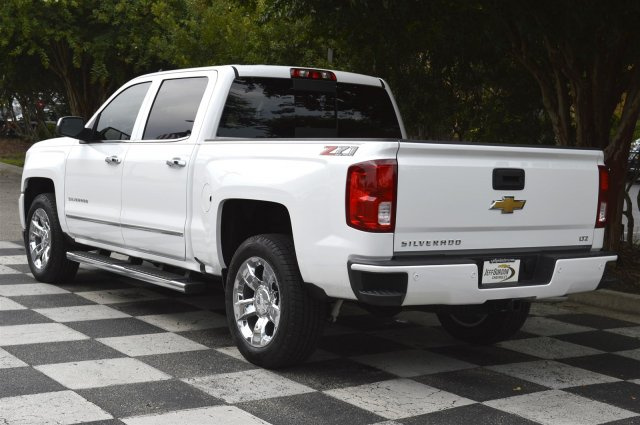 2018 Silverado 1500 Crew Cab 4x4,  Pickup #DT2411 - photo 5