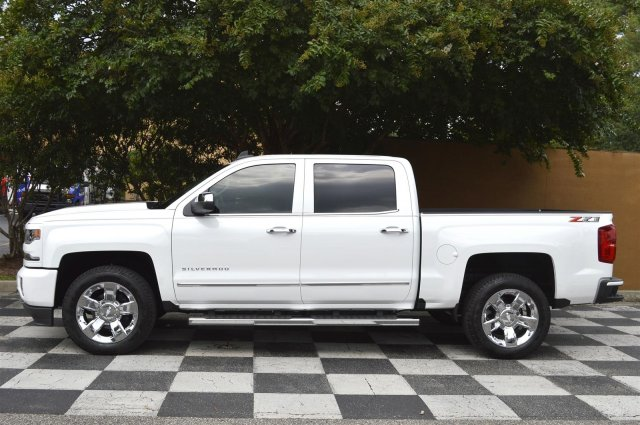 2018 Silverado 1500 Crew Cab 4x4,  Pickup #DT2411 - photo 7