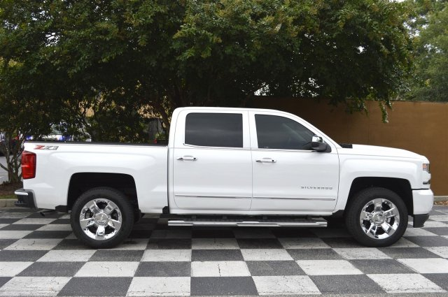 2018 Silverado 1500 Crew Cab 4x4,  Pickup #DT2411 - photo 8