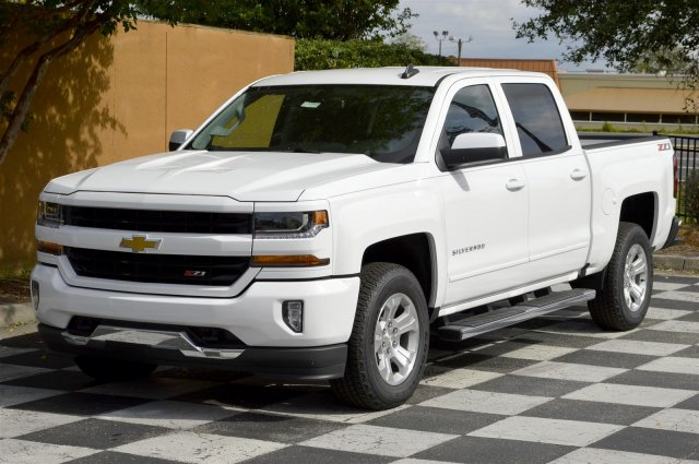2018 Silverado 1500 Crew Cab 4x4,  Pickup #DT2443 - photo 3