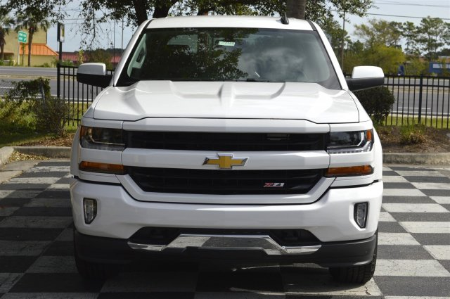 2018 Silverado 1500 Crew Cab 4x4,  Pickup #DT2443 - photo 4