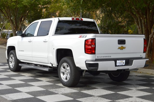 2018 Silverado 1500 Crew Cab 4x4,  Pickup #DT2443 - photo 5