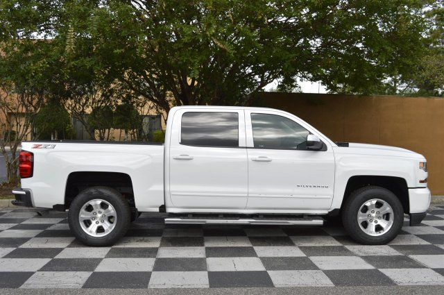 2018 Silverado 1500 Crew Cab 4x4,  Pickup #DT2443 - photo 8