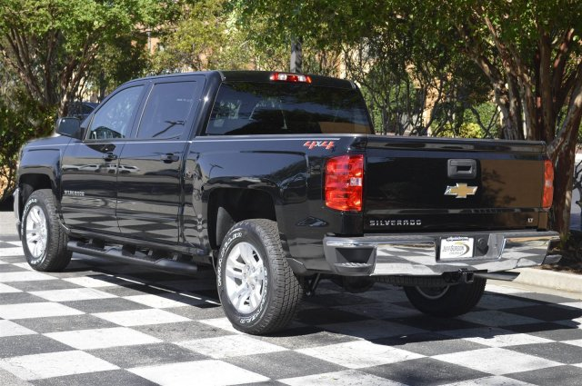 2018 Silverado 1500 Crew Cab 4x4,  Pickup #DT2491 - photo 5