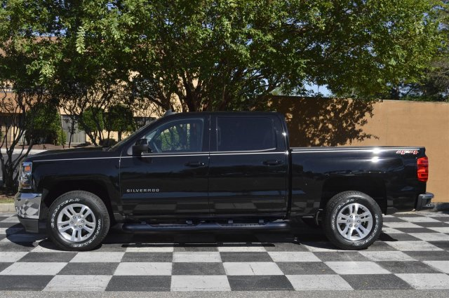 2018 Silverado 1500 Crew Cab 4x4,  Pickup #DT2491 - photo 7