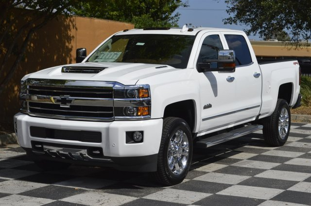 2018 Silverado 2500 Crew Cab 4x4,  Pickup #DT2507 - photo 3