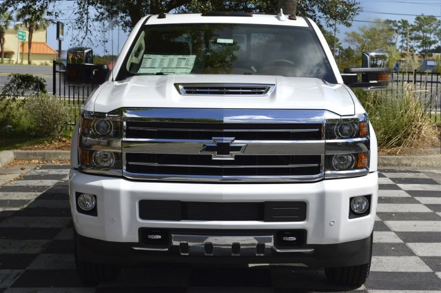 2018 Silverado 2500 Crew Cab 4x4,  Pickup #DT2507 - photo 4