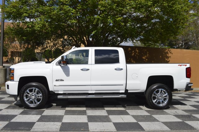 2018 Silverado 2500 Crew Cab 4x4,  Pickup #DT2507 - photo 7