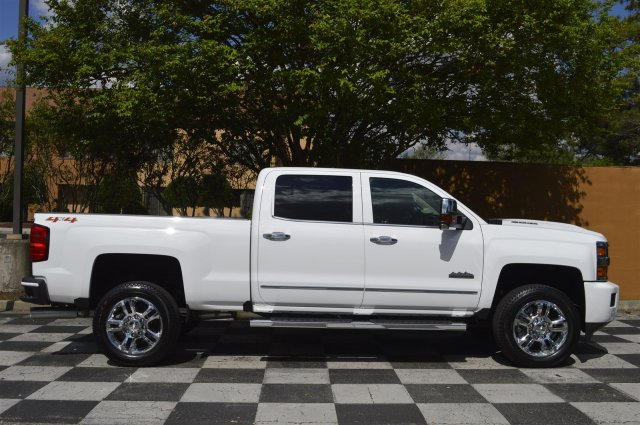 2018 Silverado 2500 Crew Cab 4x4,  Pickup #DT2507 - photo 8