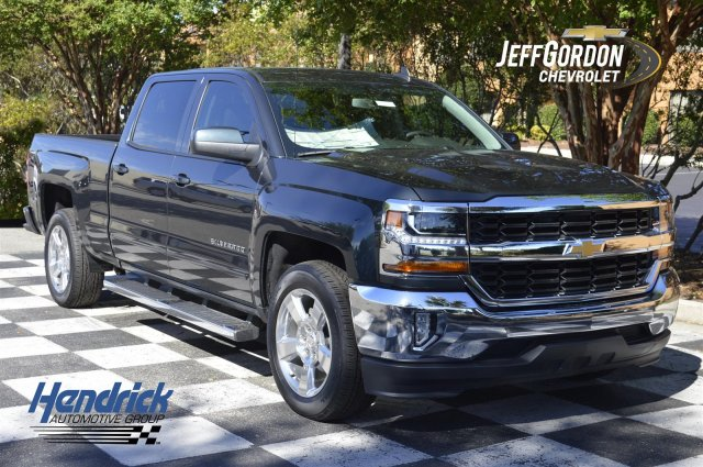 2018 Silverado 1500 Crew Cab 4x2,  Pickup #DT2519 - photo 1