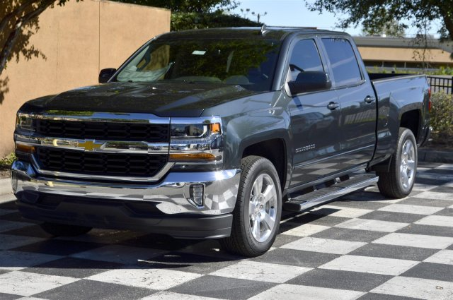 2018 Silverado 1500 Crew Cab 4x2,  Pickup #DT2519 - photo 4