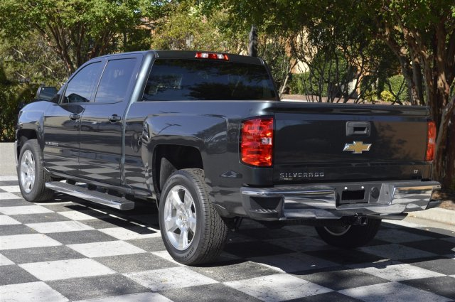 2018 Silverado 1500 Crew Cab 4x2,  Pickup #DT2519 - photo 6