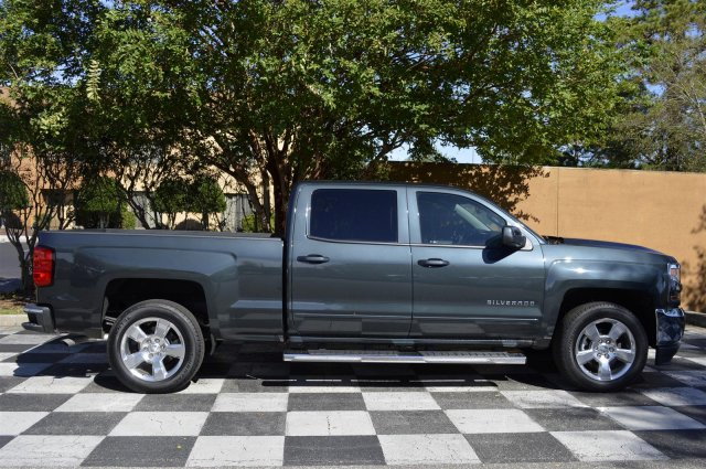2018 Silverado 1500 Crew Cab 4x2,  Pickup #DT2519 - photo 3