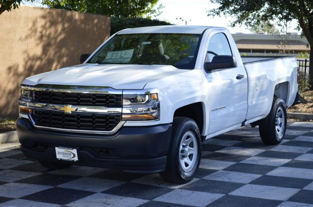2018 Silverado 1500 Regular Cab 4x4,  Pickup #DT2537 - photo 3