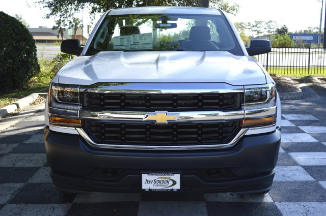 2018 Silverado 1500 Regular Cab 4x4,  Pickup #DT2537 - photo 4