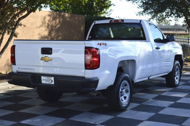 2018 Silverado 1500 Regular Cab 4x4,  Pickup #DT2537 - photo 2