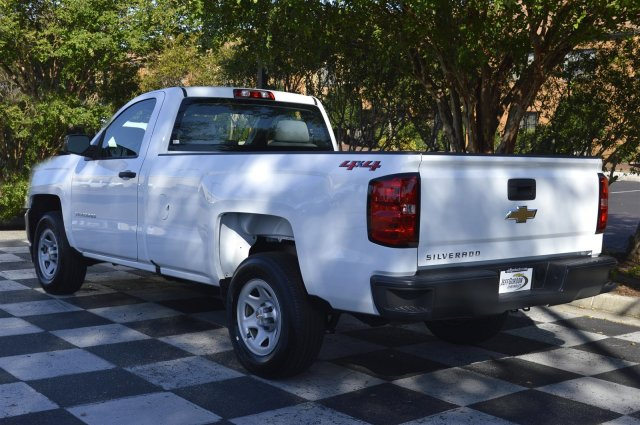 2018 Silverado 1500 Regular Cab 4x4,  Pickup #DT2537 - photo 5