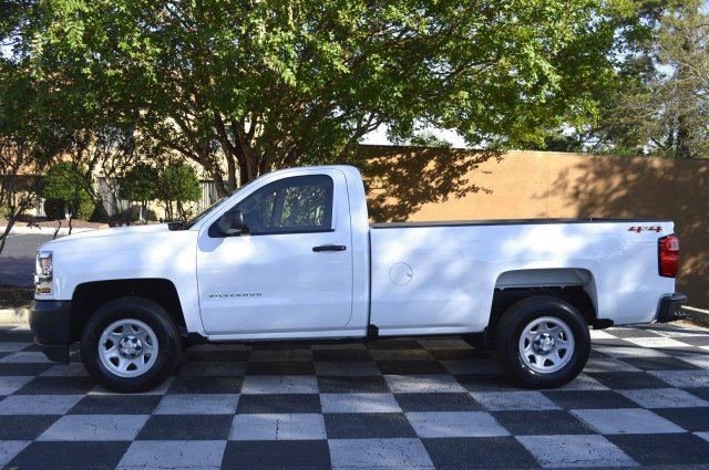 2018 Silverado 1500 Regular Cab 4x4,  Pickup #DT2537 - photo 7